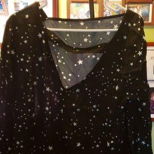 GAP Dresses - Cotton starred dress